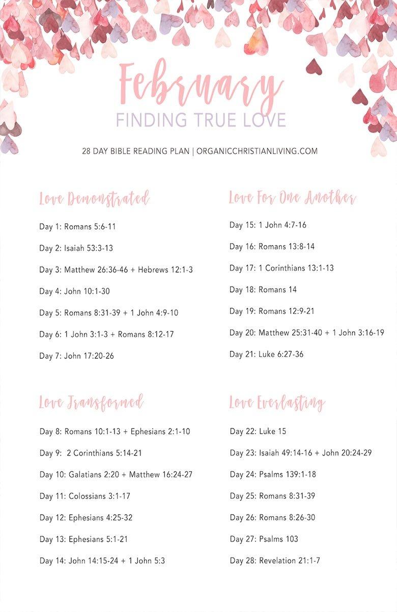 Bible Reading Plan For Women | Topical Bible Study | Bible Study - Free Printable Ladies Bible Study Lessons