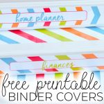 Binder Covers   Free Printable   Free Printable Binder Covers And Spines