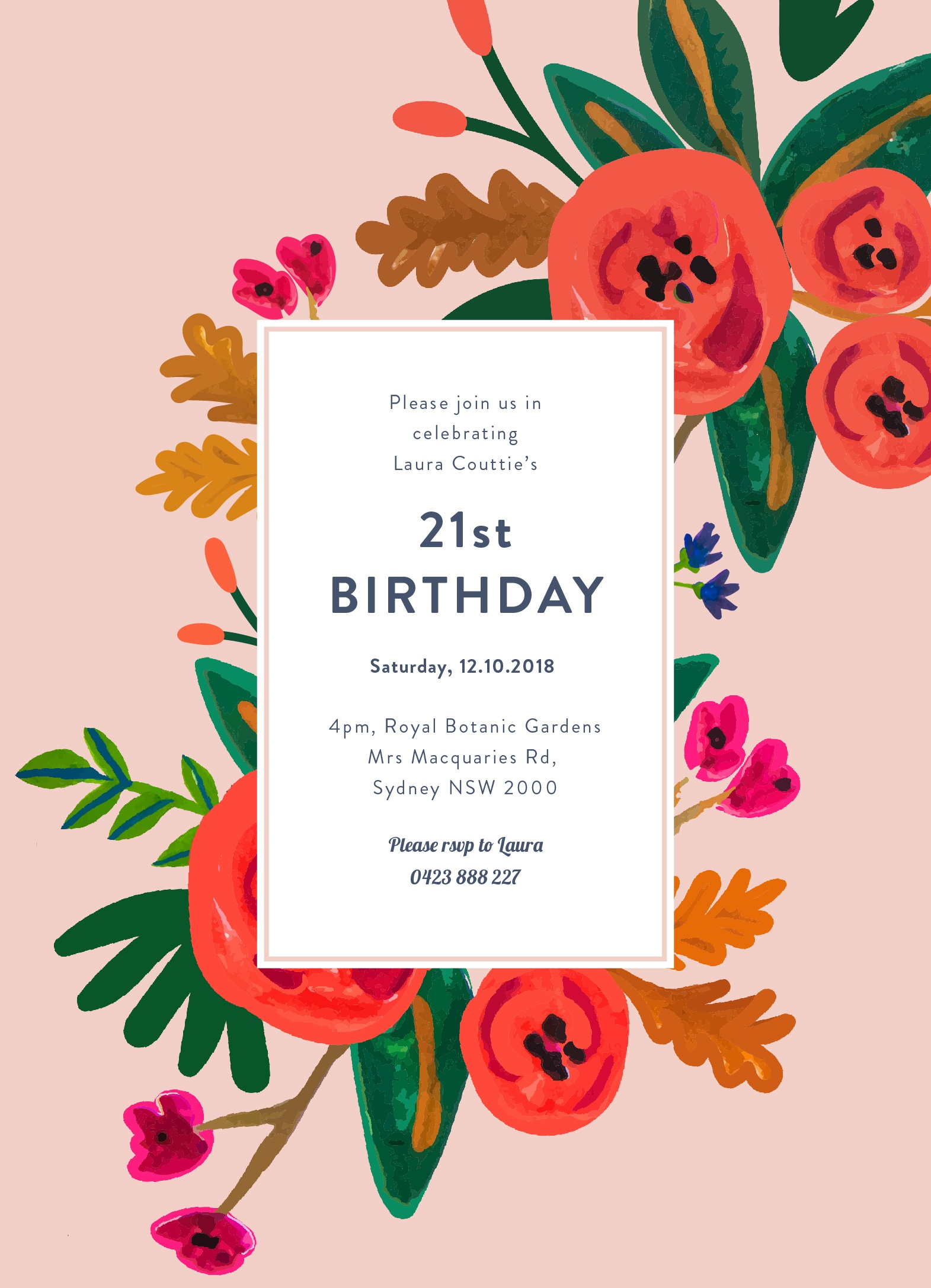 Birthday Party Invitations | Customize And Print Online - Paperlust - Make Your Own Birthday Party Invitations Free Printable