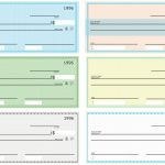 Blank Check Vector Pack   Download Free Vector Art, Stock Graphics   Free Printable Blank Checks