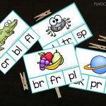 Blend Clip Cards   Playdough To Plato   Free Printable Blending Cards
