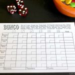 Bunco Score Sheet Free Printable     Free Printable Bunco Game Sheets