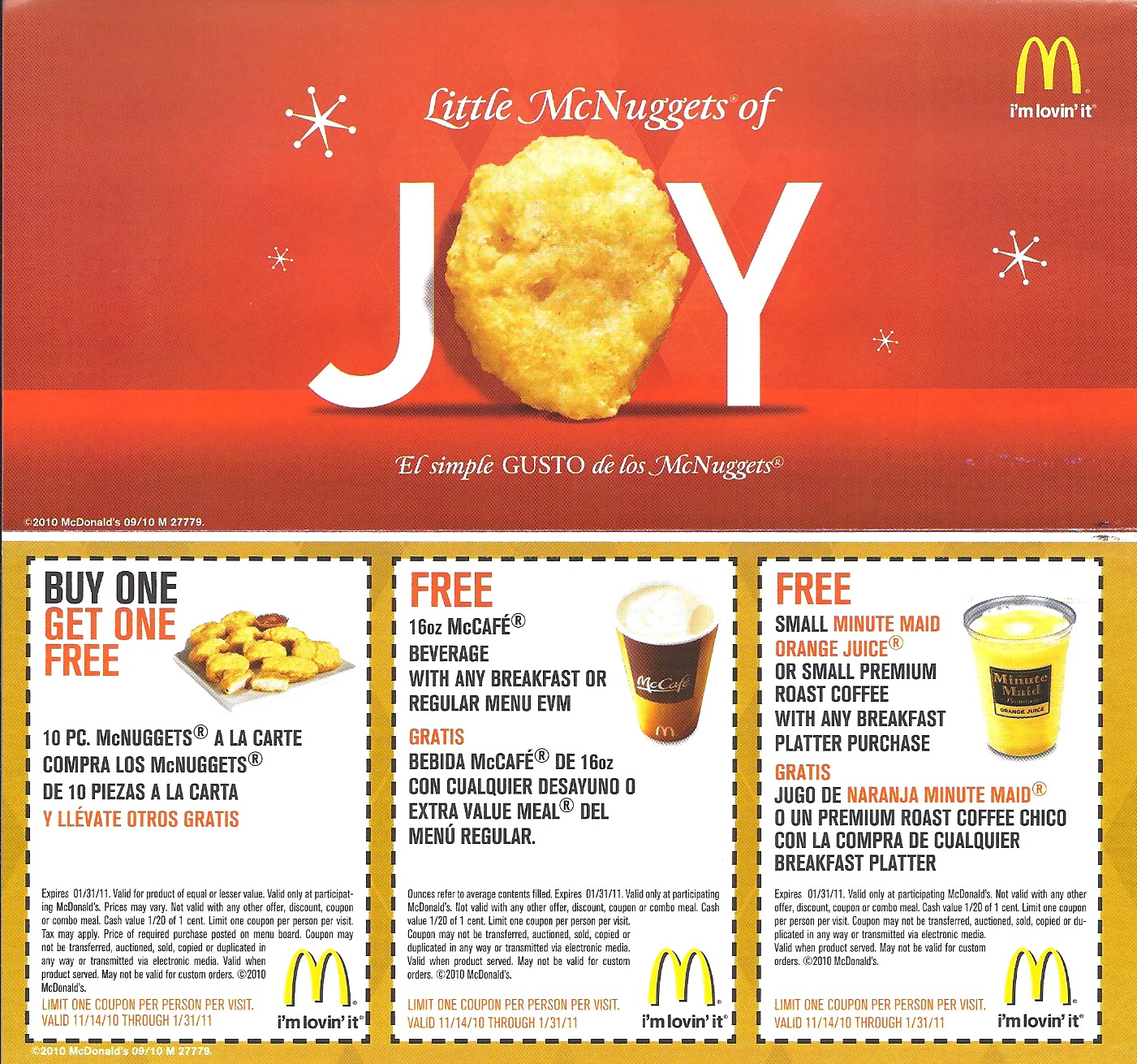 Buy Mcdonalds Coupon Books / Kohls Coupons November 2018 Free Shipping - Free Printable Mcdonalds Coupons Online