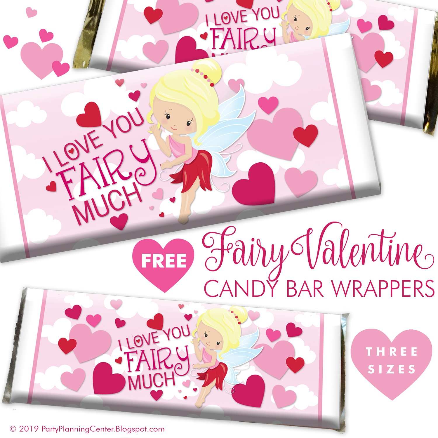 Can't Find Substitution For Tag [Post.body]--> Free Fairy Hershey - Free Printable Candy Bar Wrappers Templates