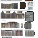 Card And Paper Model Buildings | You Will Get An Impressive   Free Printable Model Railway Buildings