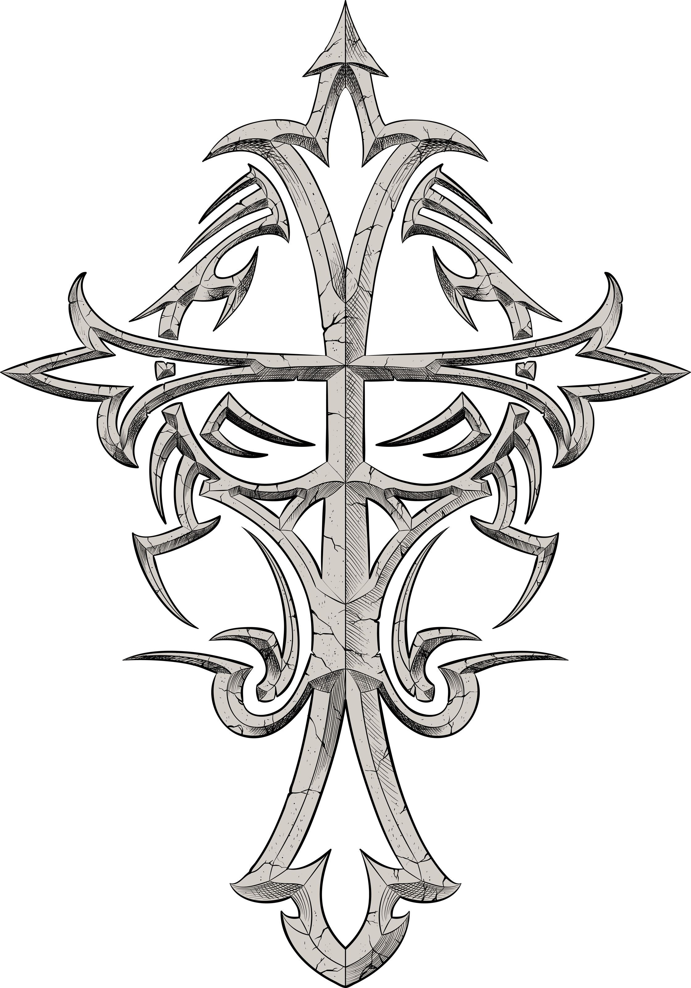 Celtic Cross Tattoos For Men | Designs For - Free Download Tattoo - Free Printable Cross Tattoo Designs