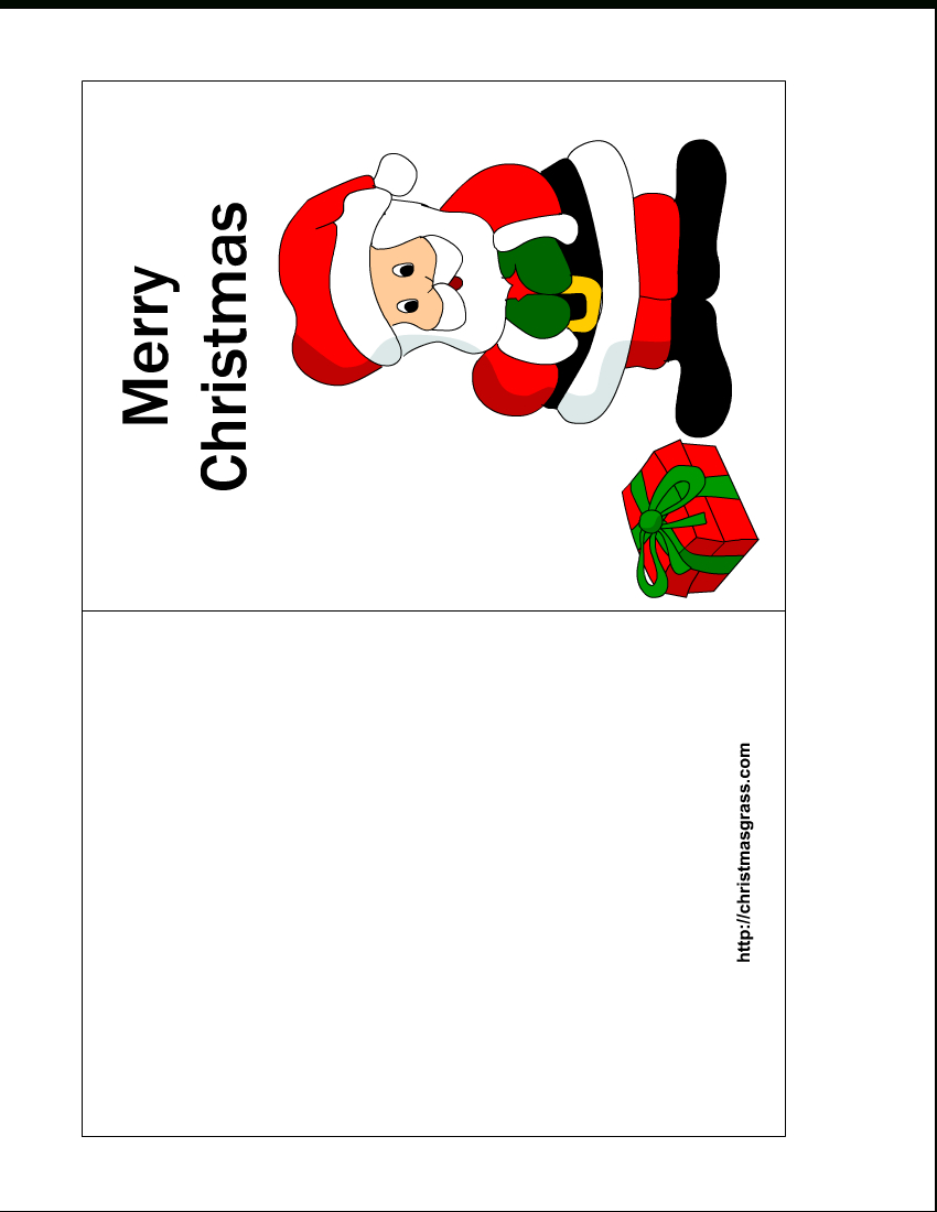 Christmas Card Printable Templates - Tutlin.psstech.co - Christmas Cards Download Free Printable