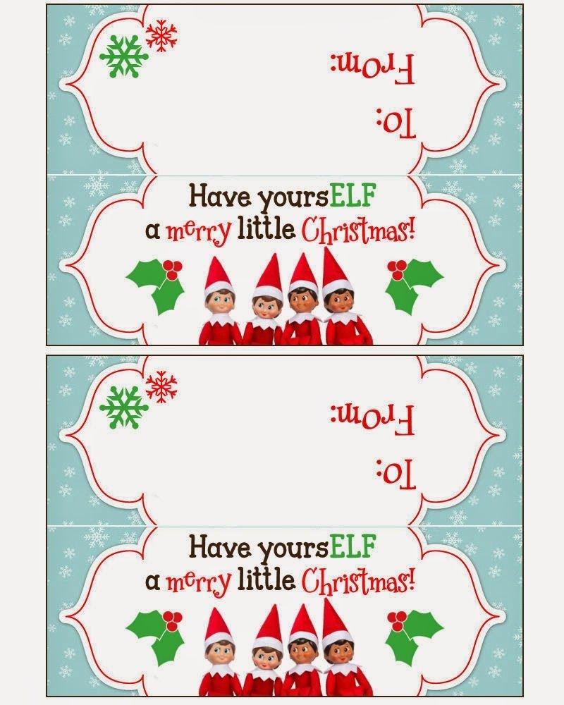 Christmas Treat Bag Toppers   Mysunwillshine Printables   Christmas - Free Printable Christmas Bag Toppers Templates