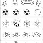 Circle The Picture That Is Different   4 Worksheets | Preschool Work   Free Printable Early Childhood Activities