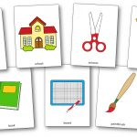Classroom Objects Flashcards   Free Printable Flashcards   Speak And   Free Printable Flash Card Maker Online