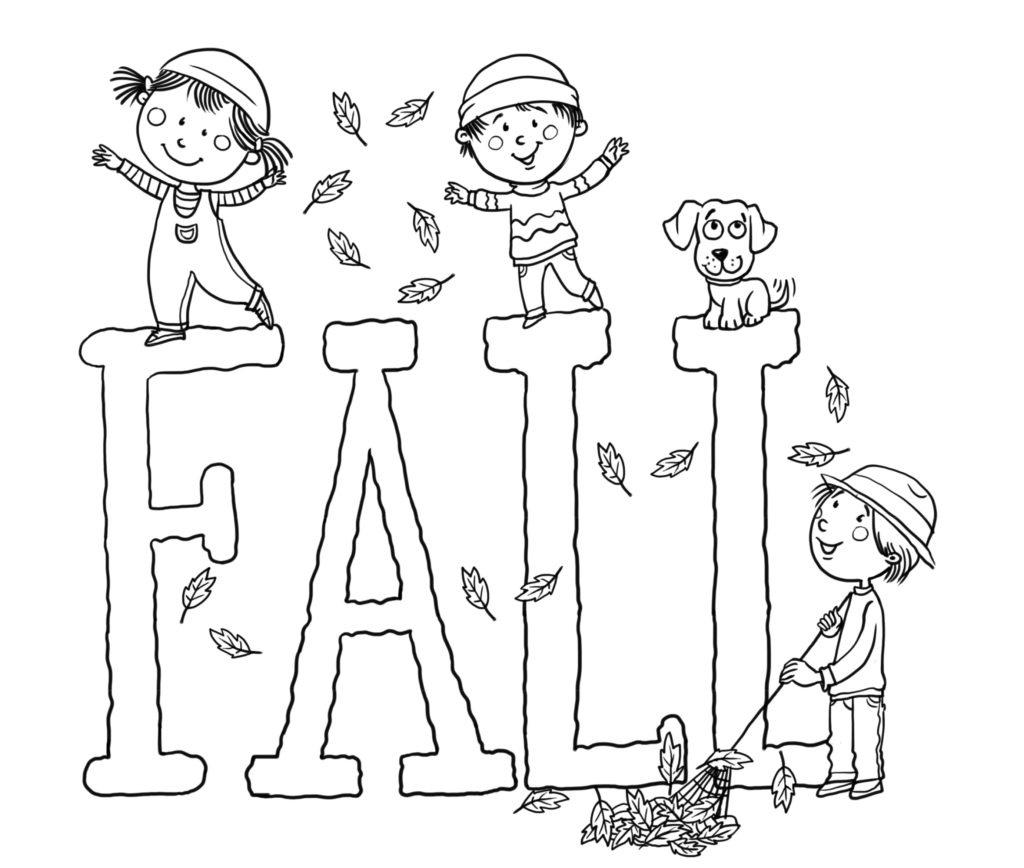 Coloring ~ Awesome Free Fall Coloring Sheets Image Inspirations - Free Fall Printable Coloring Sheets