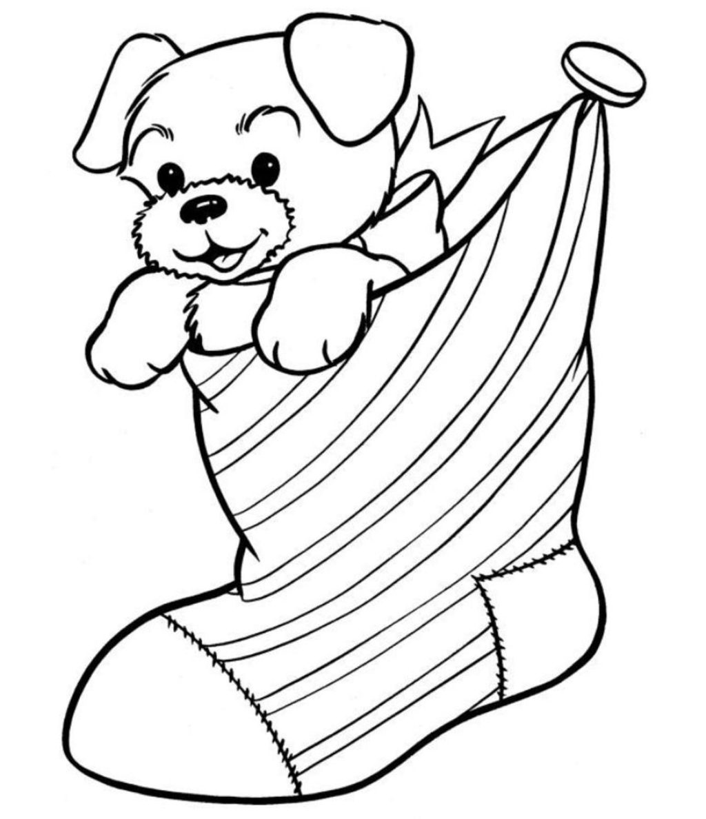 Coloring Book World ~ Christmas Coloring Pages Printable With Santa - Xmas Coloring Pages Free Printable
