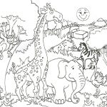 Coloring Book World ~ Top Free Printable Wild Animals Coloring Pages   Free Printable Wild Animal Coloring Pages