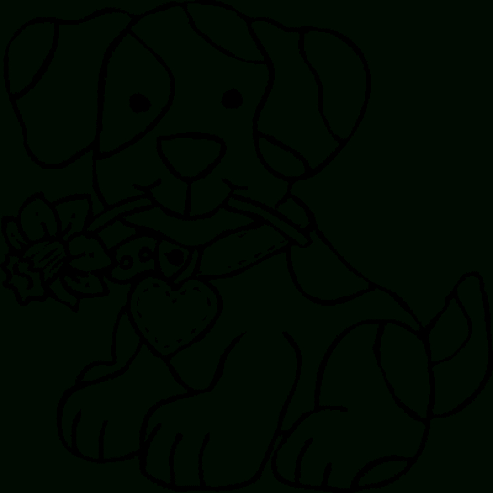 Coloring Book World ~ Tremendous Coloring Pages For Kids To Print - Colouring Pages Dogs Free Printable