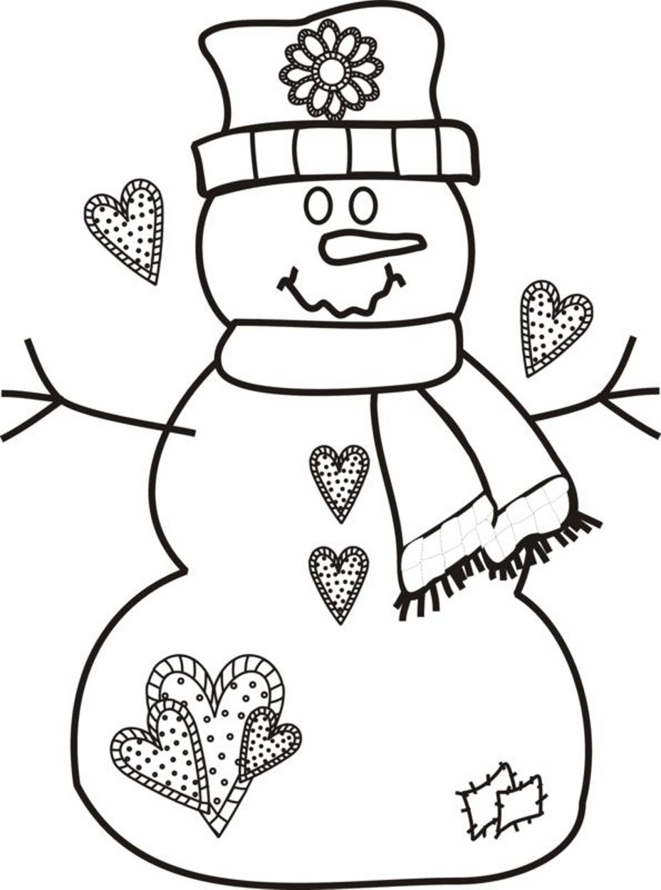 Coloring ~ Christmas Coloring Book 779X1024 Printable Pictures To - Xmas Coloring Pages Free Printable