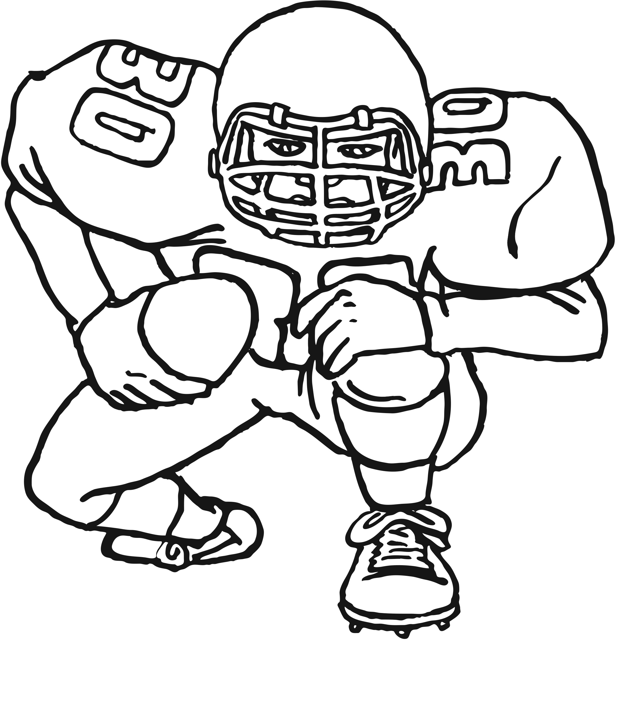 Free Printable Seahawks Coloring Pages | Free Printable