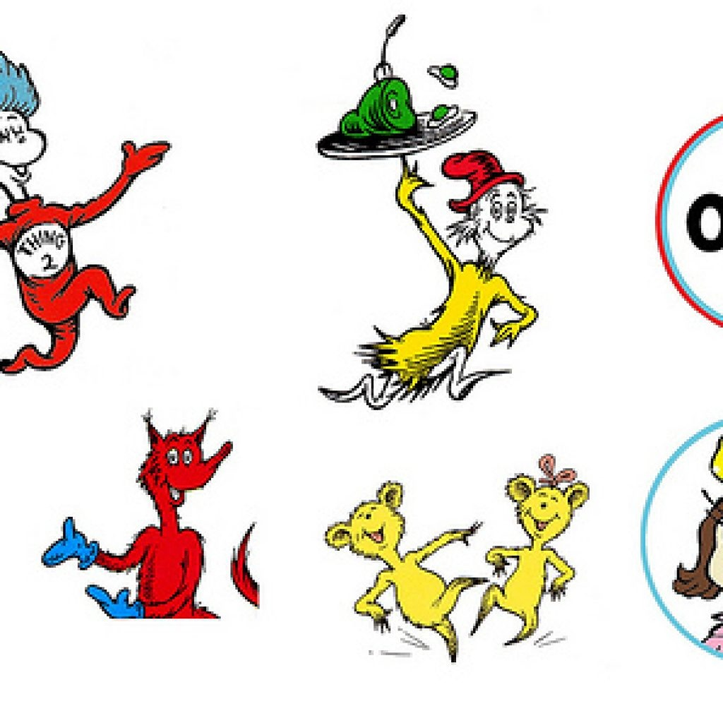Coloring ~ Horton Hears Who Coloring Page Fresh Printable Dr Seuss - Free Printable Pictures Of Dr Seuss Characters