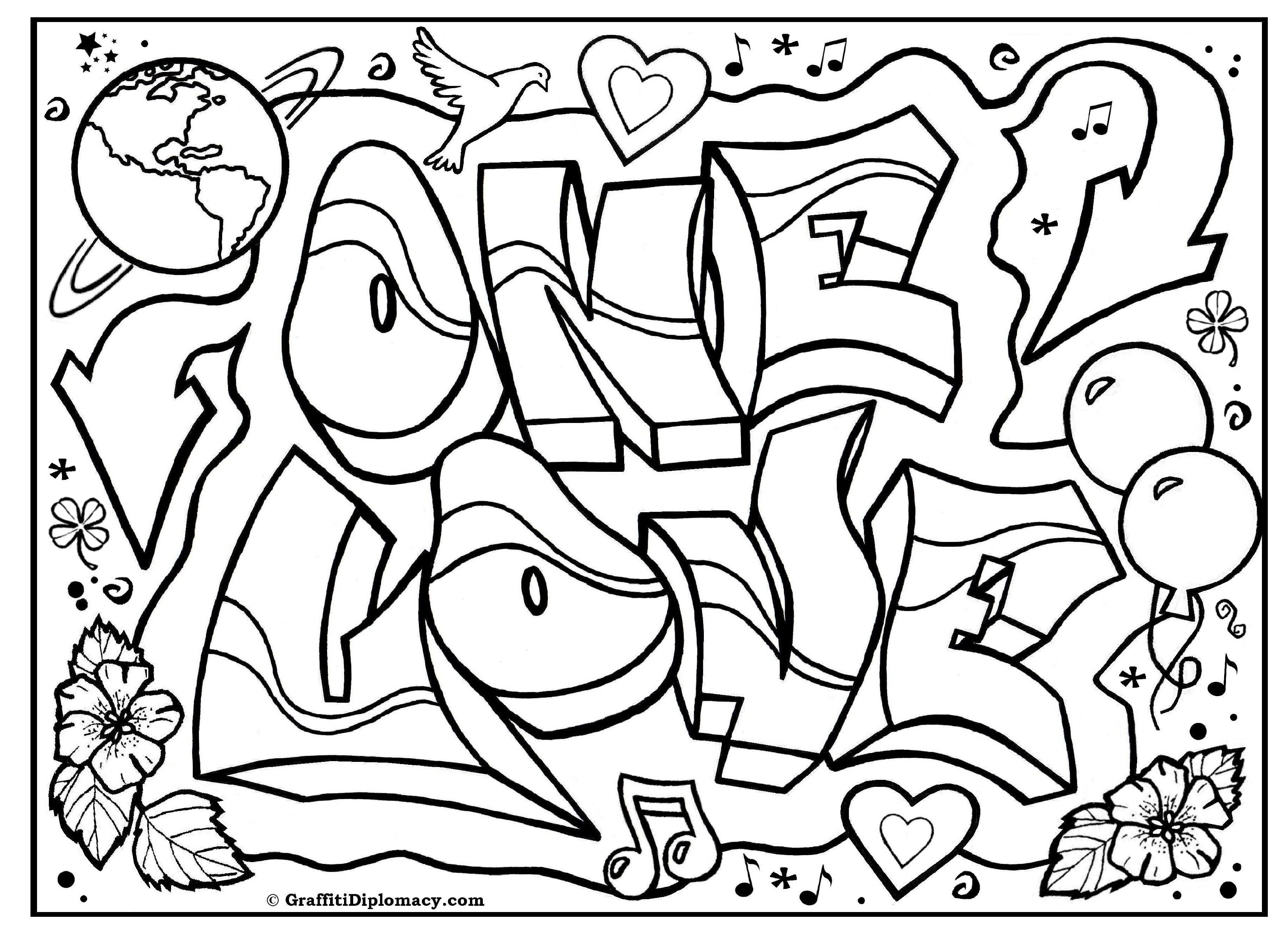 Coloring Ideas : 58 Marvelous Free Printable Coloring Pages For - Free Printable Coloring Pages For Teens