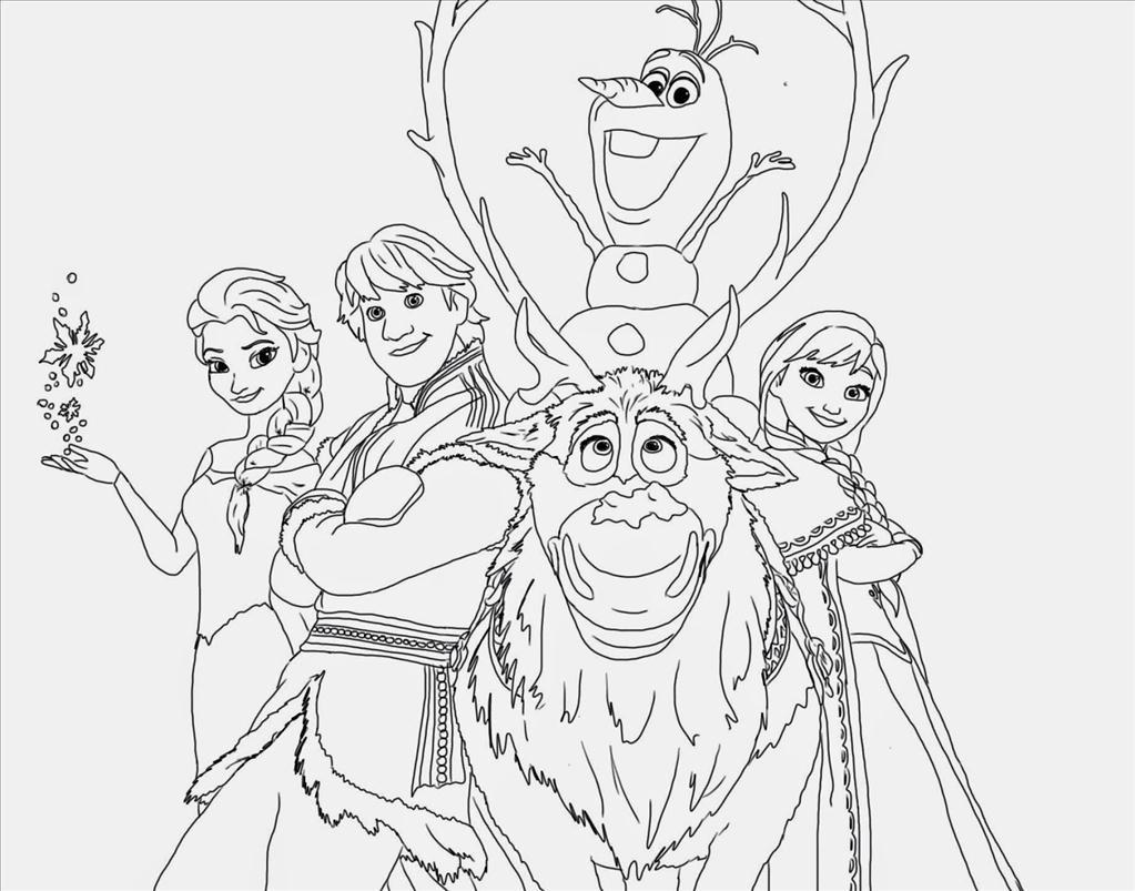 Coloring Ideas : Excelent Frozen Printable Coloringes Picture Ideas - Free Printable Coloring Pages Disney Frozen