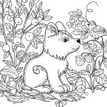 Coloring Ideas : Wild Animal Coloring Sheets Image Inspirations Free   Free Printable Wild Animal Coloring Pages