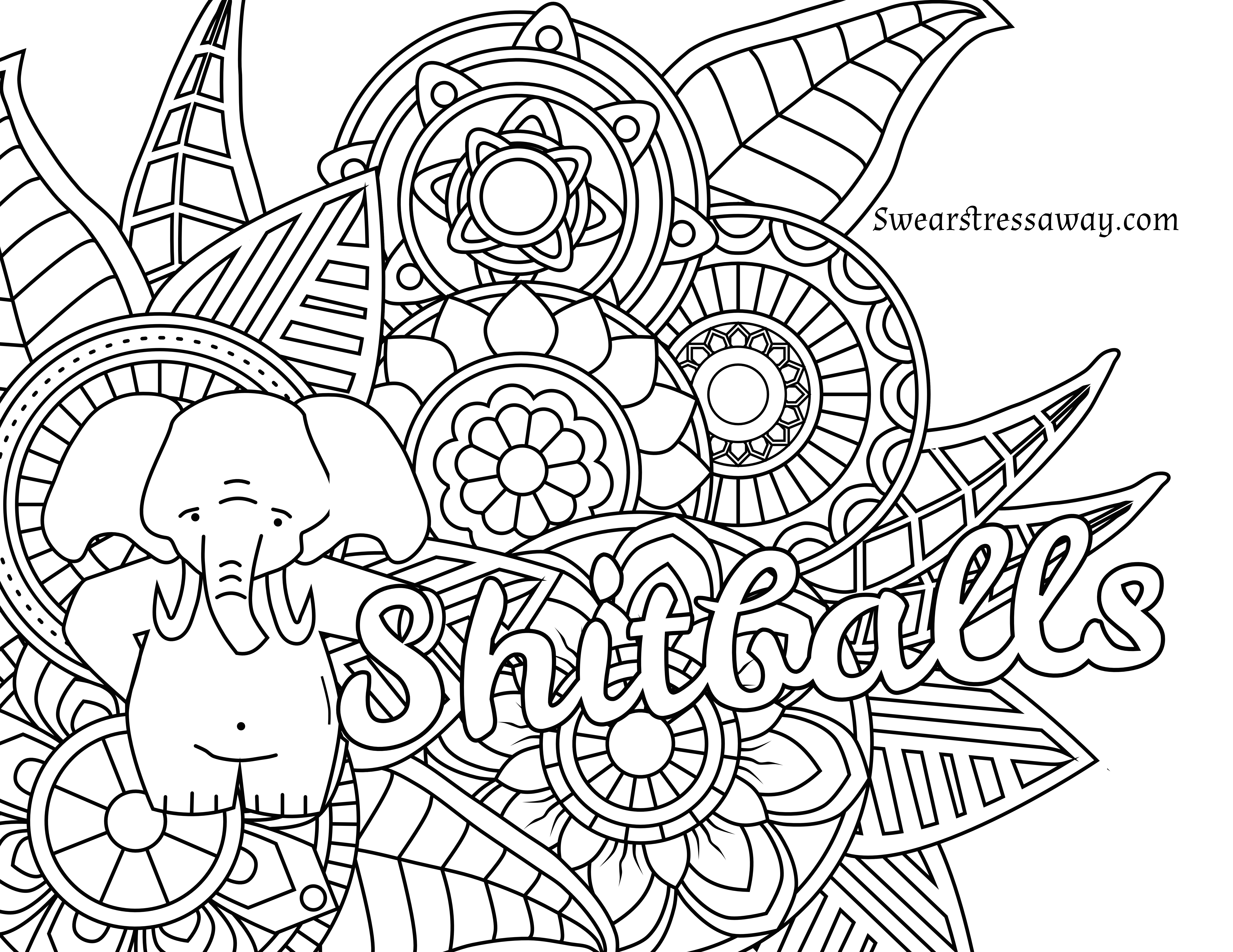 Coloring Page: 30 Printable Coloring Sheets For Adults. - Free Printable Coloring Pages For Adults
