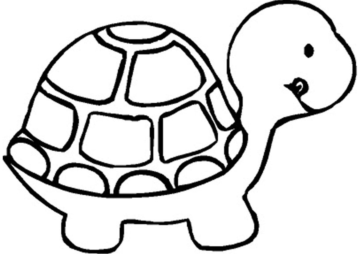 Coloring Pages For 2 Year Olds | Colorings | Turtle Coloring Pages - Free Printable Coloring Pages For 2 Year Olds
