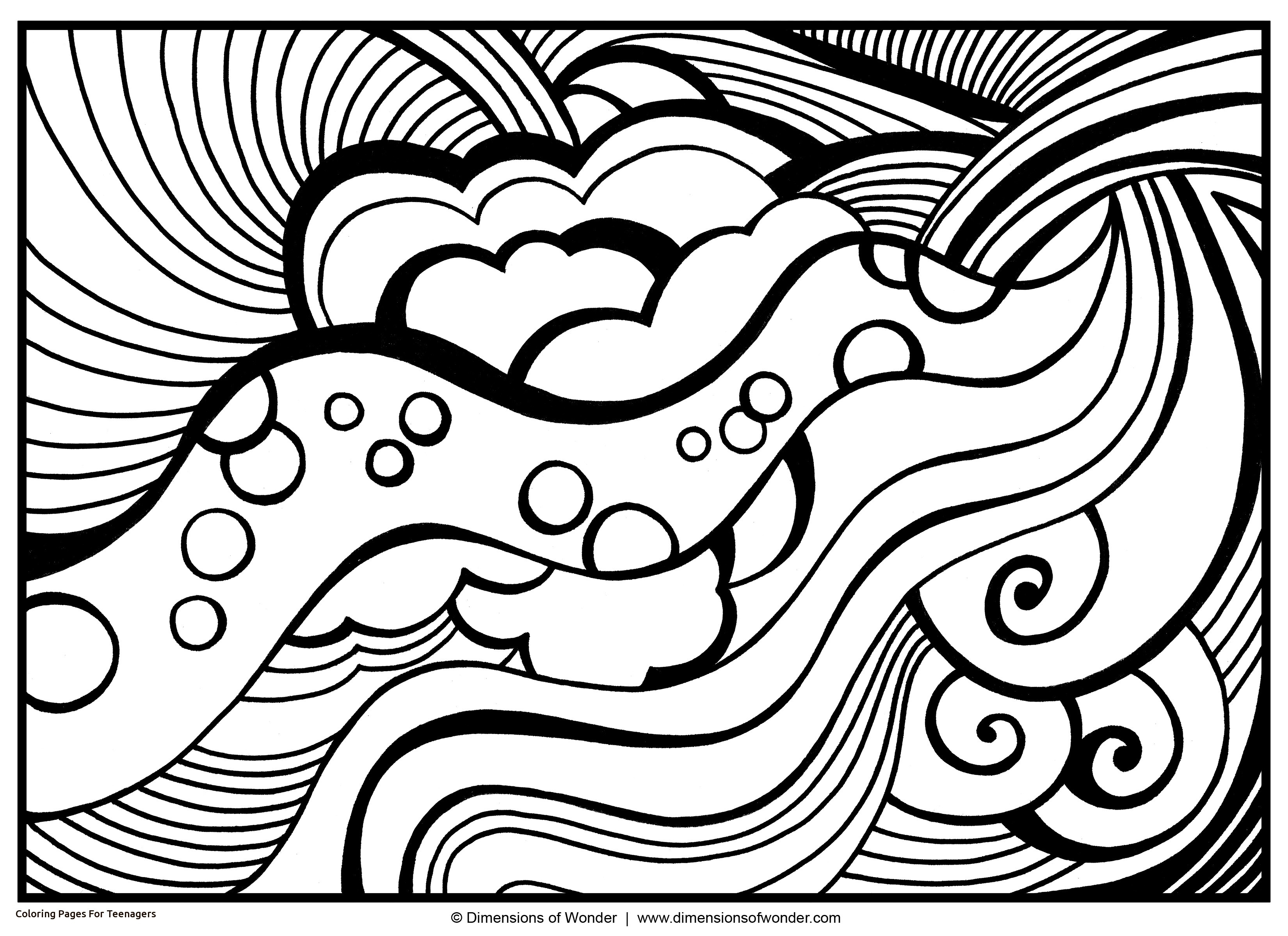 Coloring Pages For Teens | Free Download Best Coloring Pages For - Free Printable Coloring Pages For Teens