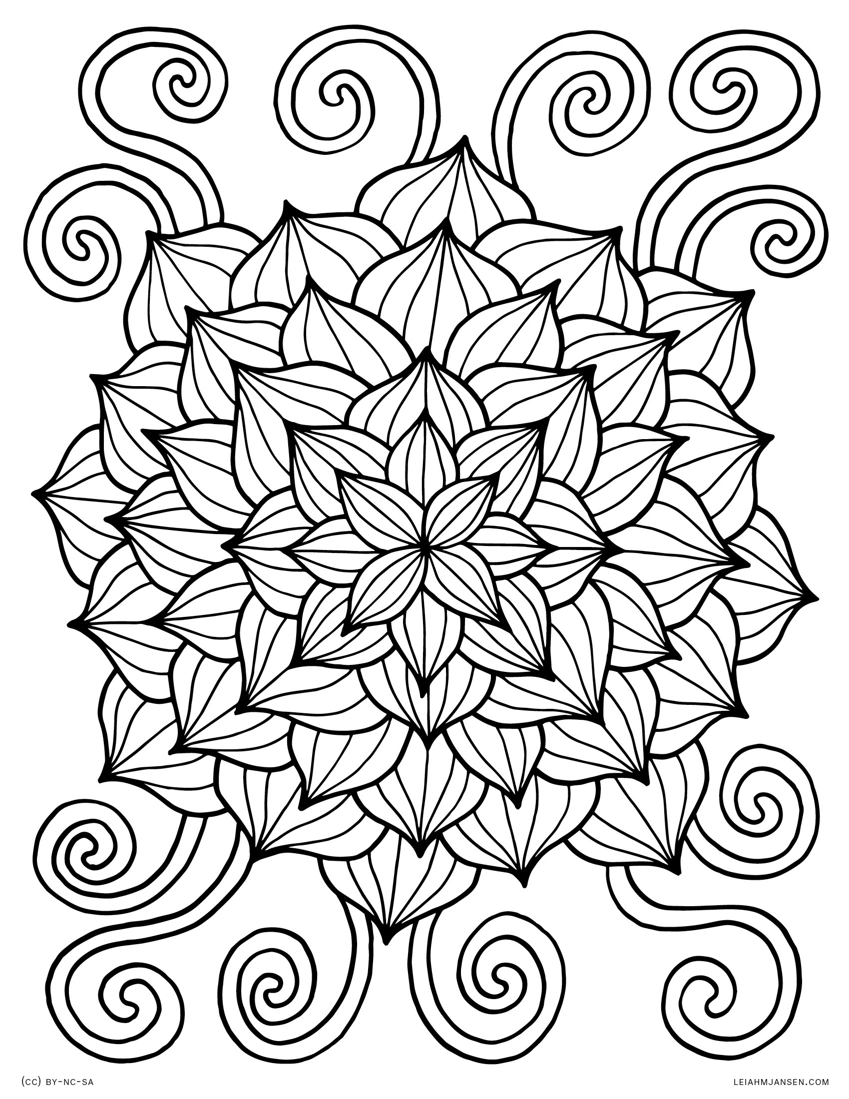 Coloring Pages - Free Printable Coloring Pages For Adults