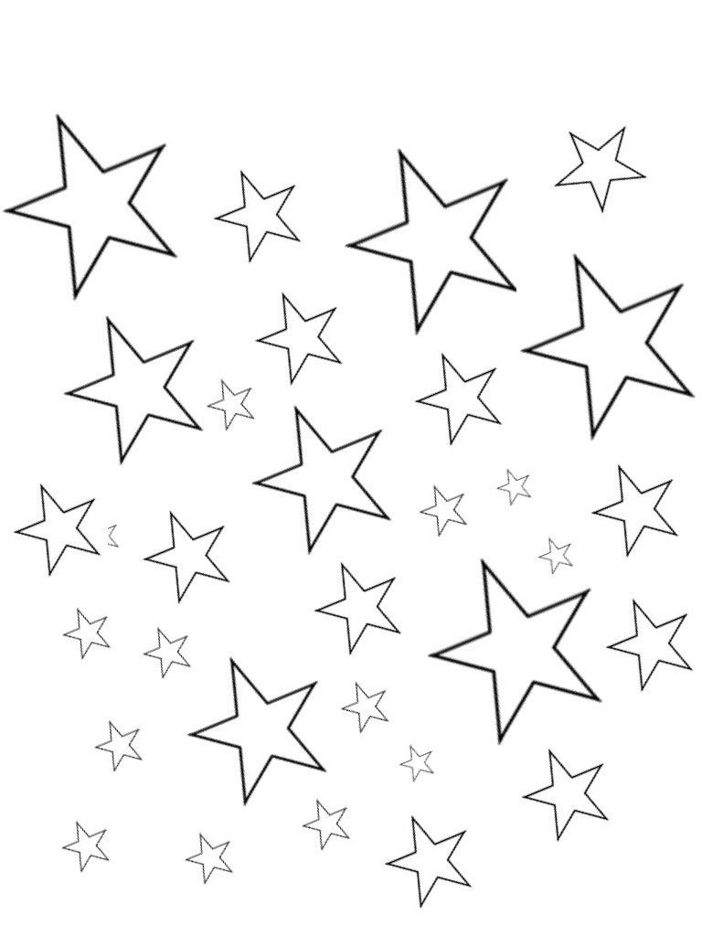 Coloring Pages Stars | Drawing & Coloring | Star Coloring Pages - Free Printable Stars