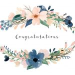 Congratulations Card Printable {Free Printable Greeting Cards} | Cards   Free Printable Wedding Congratulations Greeting Cards