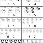 Counting Worksheets For Kindergarten … | Learning | Count…   Free Printable Counting Worksheets