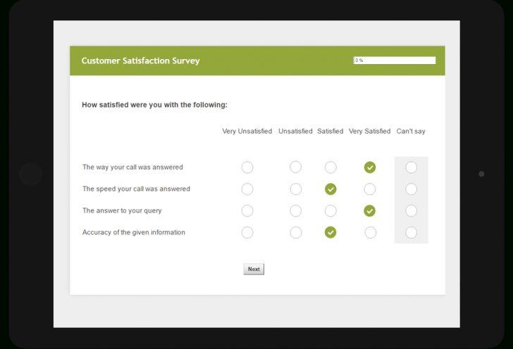 Free Printable Survey Generator