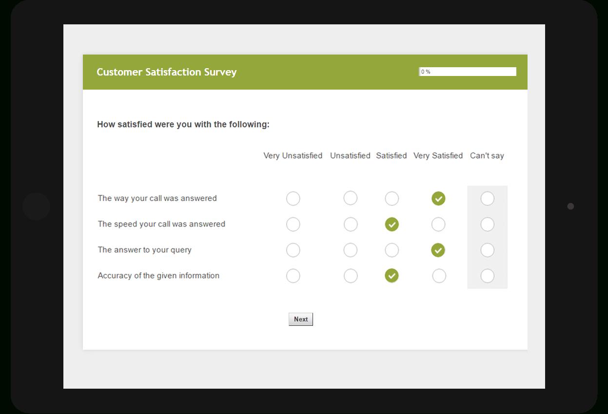 Create Free Online Surveys & Questionnaires With Esurvey Creator - Free Printable Survey Generator
