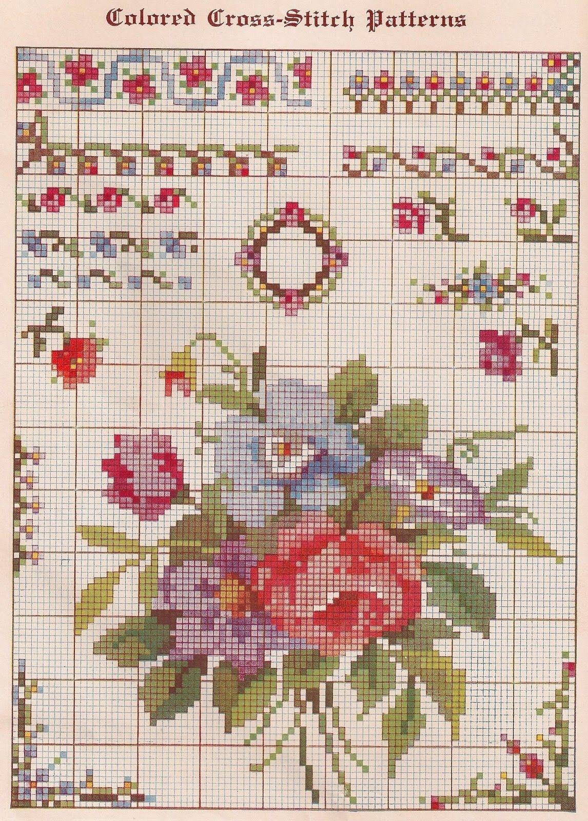 Cross Stitch Patterns Free Printable | Sentimental Baby: Free - Free Printable Cross Stitch