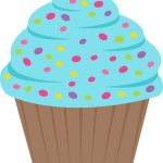 Cupcake Clip Art Printables – 101 Clip Art   Free Printable Cupcake Clipart