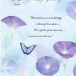 Deepest Sympathy Messages | Sympathy Card Butterfly Sympathy Card   Free Printable Sympathy Verses