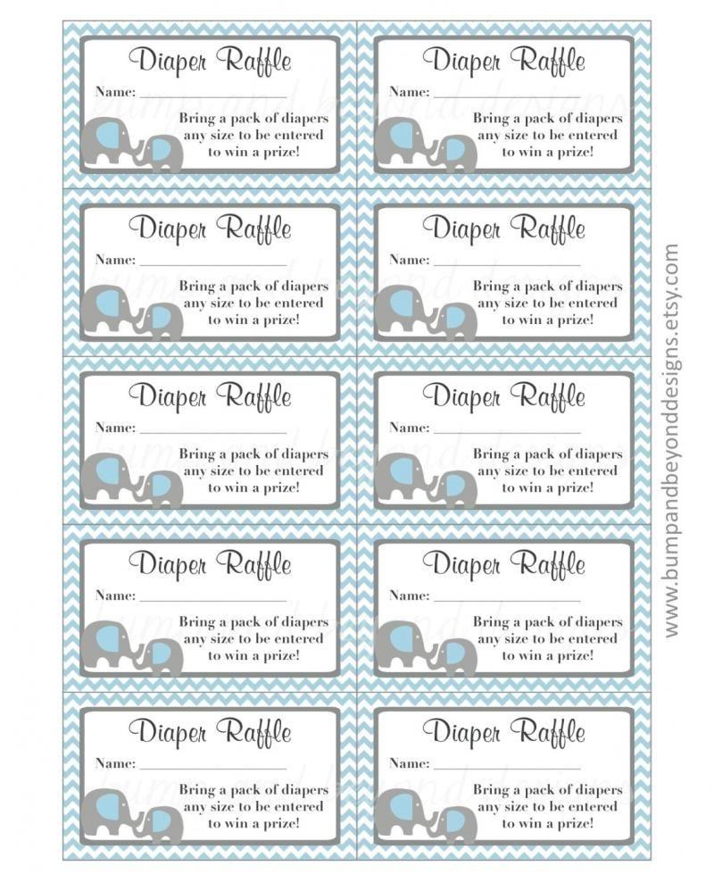 Diaper Raffle Tickets Free Printable - Yahoo Image Search Results - Free Printable Diaper Raffle Tickets Black And White
