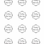 Diy Mother's Day Gift Idea (With Free Printable Labels!) | Making   Spa In A Jar Free Printable Labels