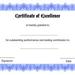 Docs Printable Certificate Template   Free Printable Certificate Templates