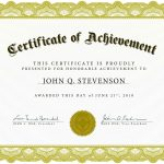 Download Blank Certificate Template X3Hr9Dto | St. Gabriel's Youth   Free Printable Certificate Templates