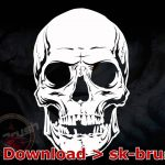Download Free Airbrush Stencil`s | Skull, Flames, Ornaments   Youtube   Free Printable Airbrush Stencils
