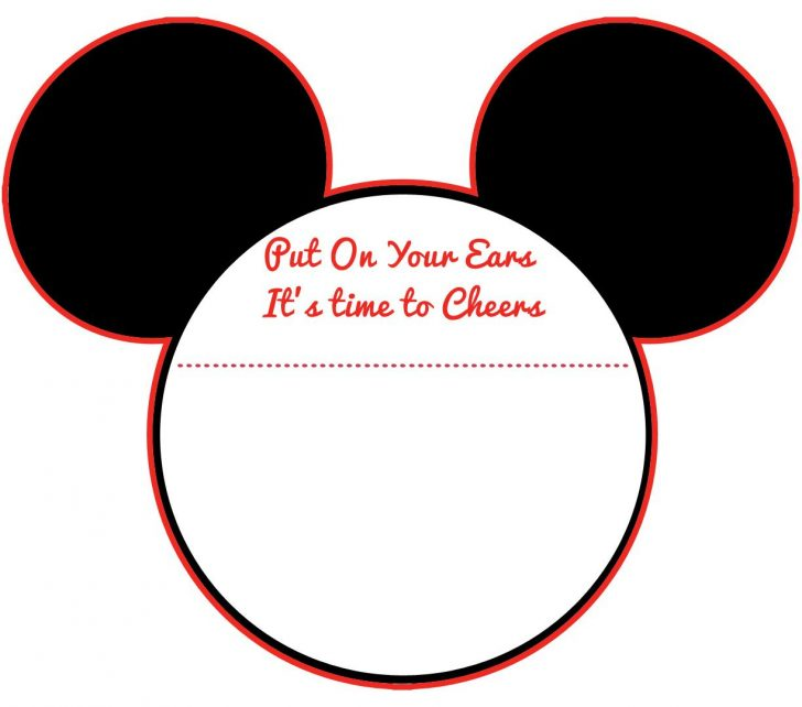 Free Printable Minnie Mouse Baby Shower Invitations