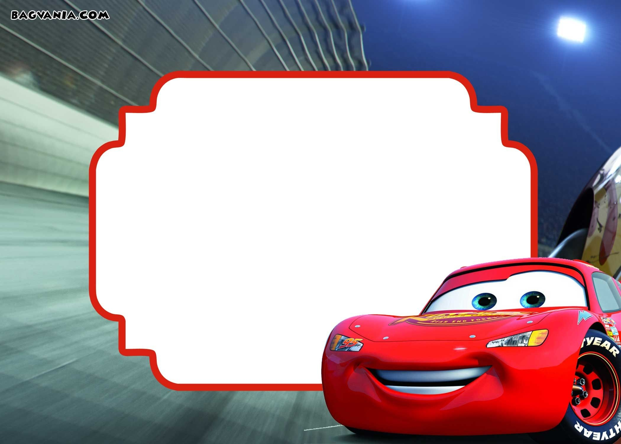 Download Now Free Cars Birthday Invitations | Bagvania Invitation In - Free Printable Birthday Invitations Cars Theme
