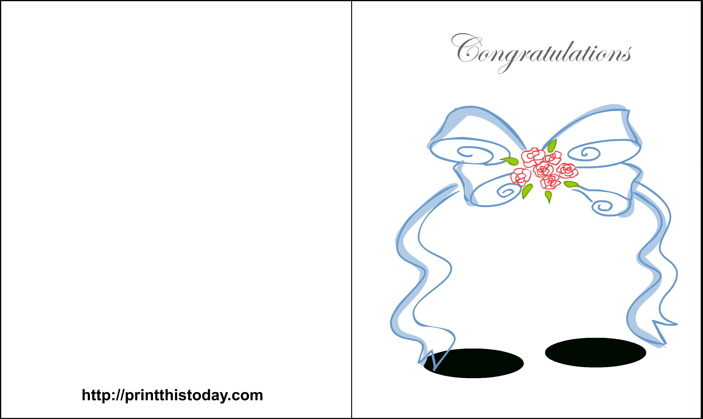 Download Wedding Congratulations Cards Printable Oyle Kalakaari - Free Printable Congratulations Cards