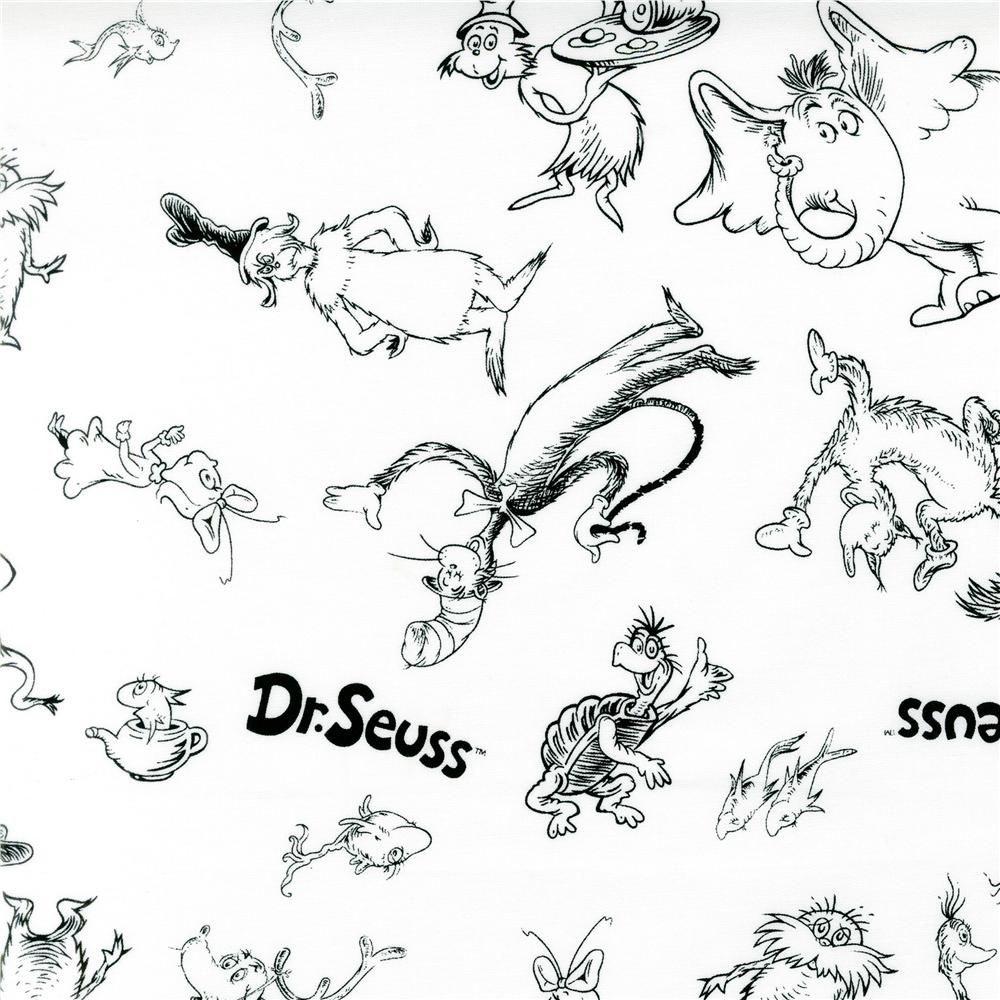 Dr. Seuss Printables | Images Of Dr Seuss Coloring Pages Printable - Free Printable Pictures Of Dr Seuss Characters