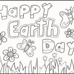 Earth Day Coloring Book At Kids Coloring Free Printable Coloring   Earth Coloring Pages Free Printable