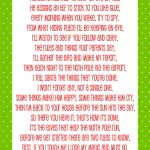 Elf On The Shelf Story   Free Printable Poem | Christmas | Elf On   Free Printable Elf On The Shelf Story