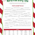 Family Story Time Activities | Elf On The Shelf | Elf On The Shelf   Free Printable Elf On The Shelf Story