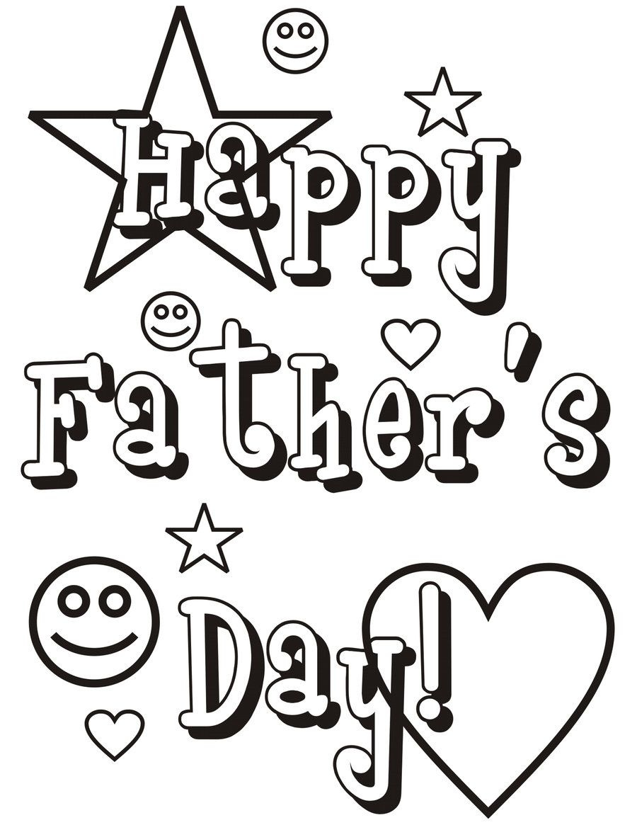 Fathers Day Coloring Pages For Grandpa | Coloring Pages For The - Free Printable Happy Fathers Day Grandpa Cards