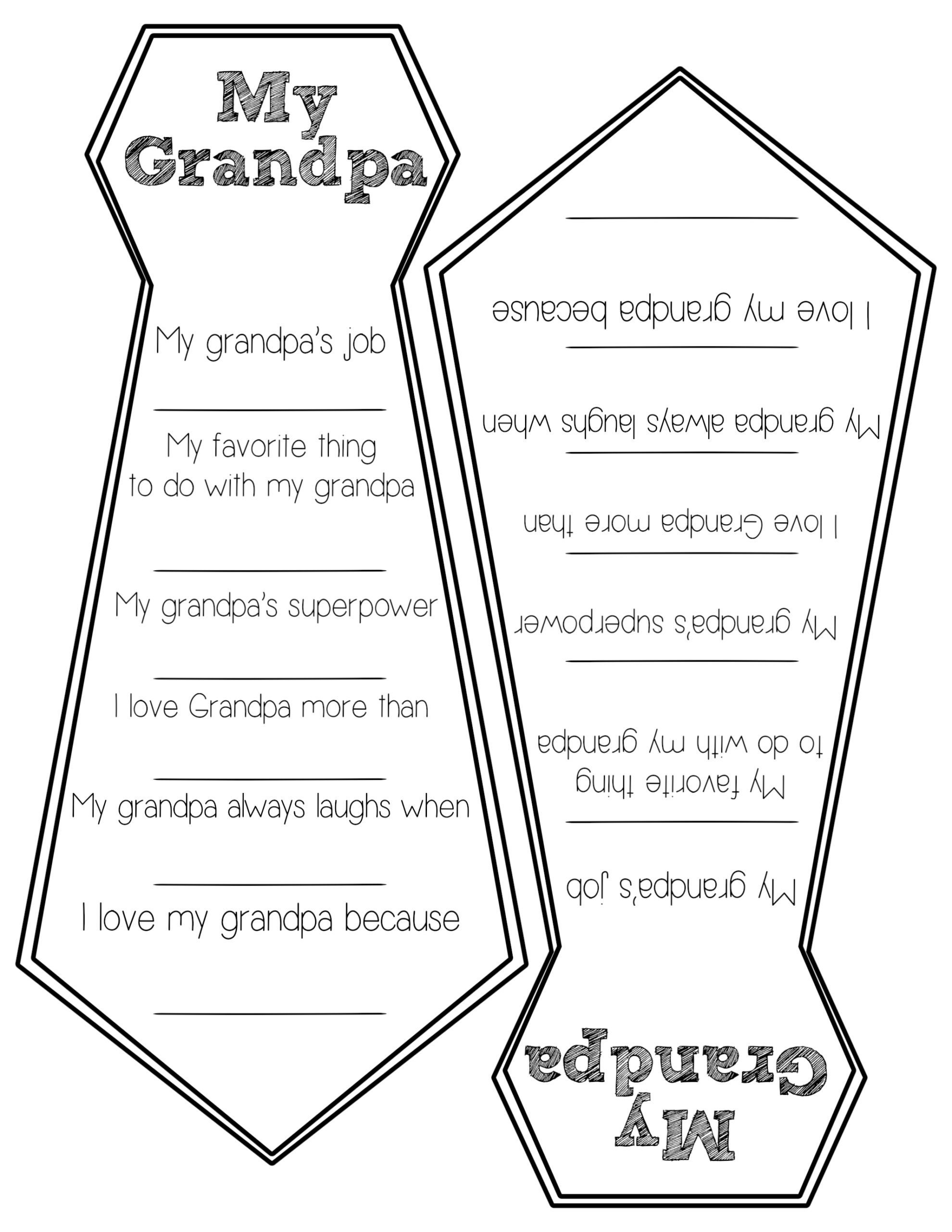 Father's Day Free Printable Cards - Paper Trail Design - Free Printable Happy Fathers Day Grandpa Cards